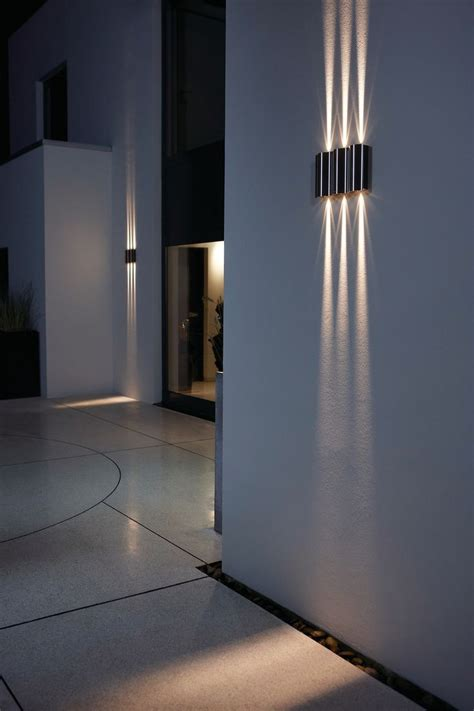 designer outdoor wall lights 25 best ideas about wall lighting on wall
