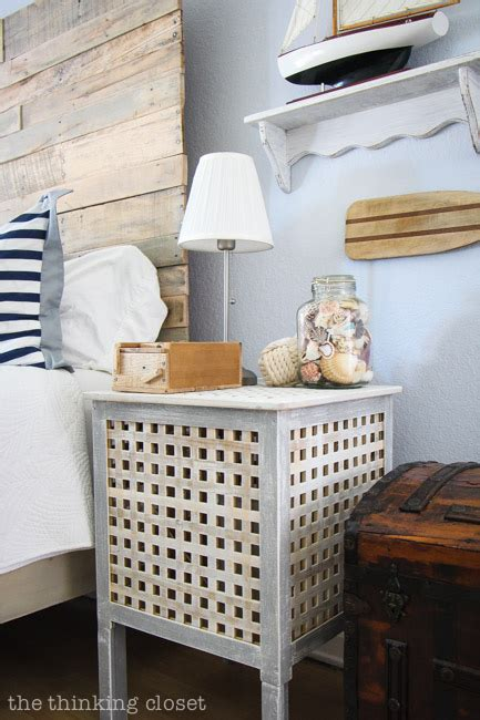 Nautical Bedroom Table Ls Ikea Hol Side Table Hack Such Great Heights The