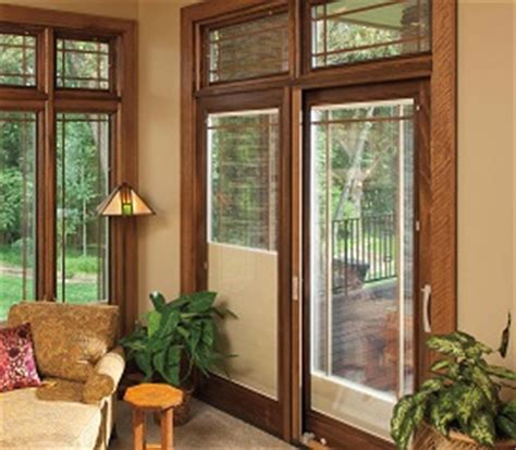 Pella Designer Series Patio Door Pella Sliding Patio Doors Northtowns Remodeling Corp