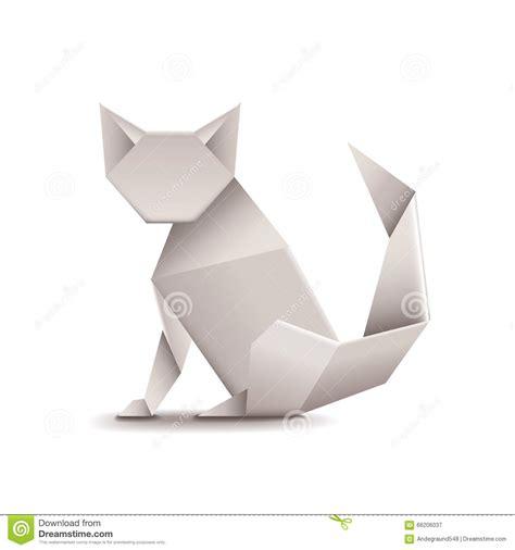 Kitten Origami - origami origami cat origami kitten origami cat