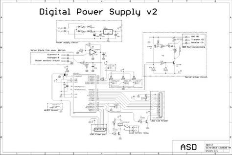 variable bench power supply circuit diy variable bench power supply 7 steps with pictures