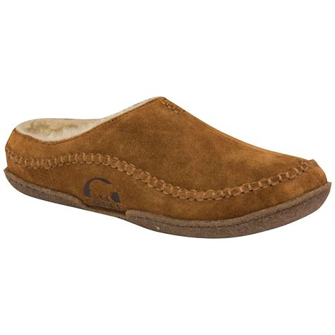 mens sorel slippers sorel s falcon ridge slipper at moosejaw