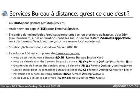 bureau à distance windows server 2012 service bureau a distance 28 images publier une