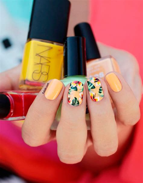 Modele Manucure Couleur by Modele Vernis A Ongle Fashion Designs