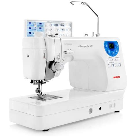 Best Quilting Sewing Machine Reviews by Janome Mc 6300p Professional Heavy Duty Computerized