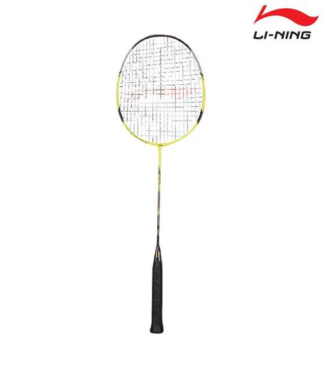 Raket Badminton Lining Uc 3220 li ning uc3500 badminton racket buy at best price