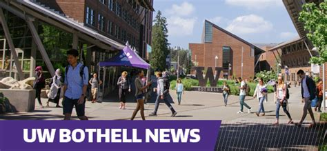 Uw Bothell Mba by News Uw Bothell