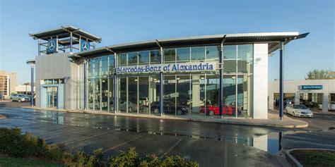 mercedes dealership mercedes of alexandria mercedes dealer near