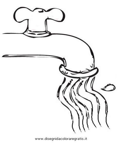 disegno rubinetto disegno rubinetto 05 da colorare