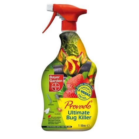 provado ultimate fruit vegetable bug killer 1 08l morrisons bayer provado ultimate bug killer 1l product