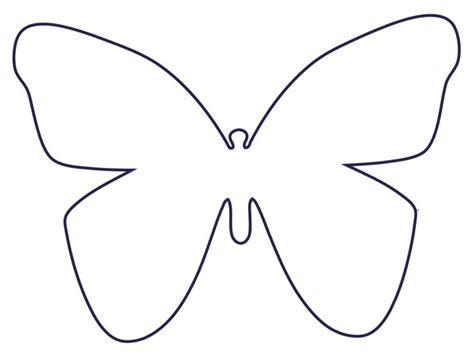 Vorlagen Schmetterling by Die 25 Besten Schmetterling Vorlage Ideen Auf