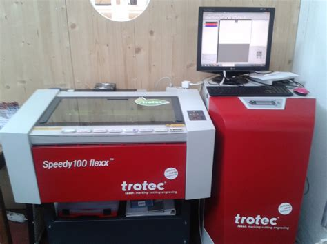 Laser Cutting A Pcb With A Co2 Fiber Trotec Laser Cutter
