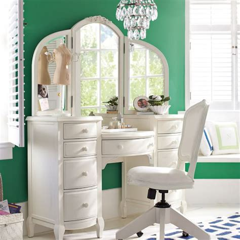 designed the lilac bedroom collection for pbteen lilac vanity pbteen