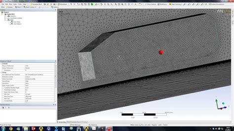 designmodeler pattern part 2a ansys meshing for vehicle aerodynamics youtube