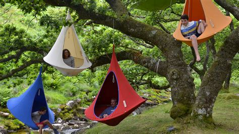 cocoon swing tent cacoon hanging nest dudeiwantthat com
