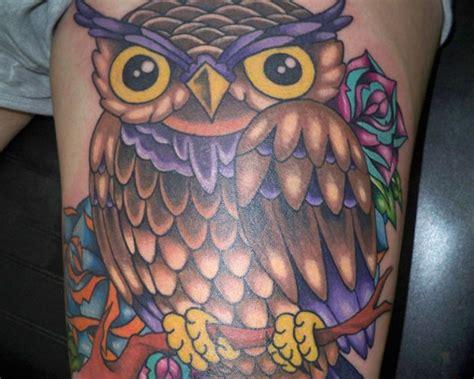 nite owl tattoo gallery dark night owl tattoo photo 1 real photo pictures