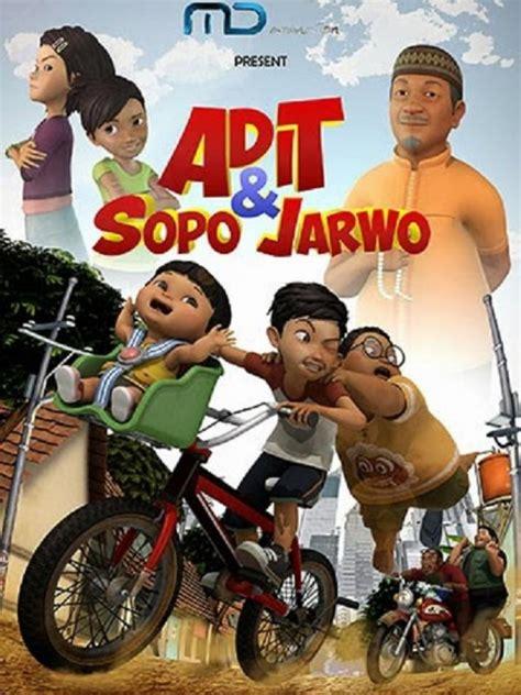 misteri film adit dan sopo jarwo mahal md animation tunda rencana menfilmkan adit sopo