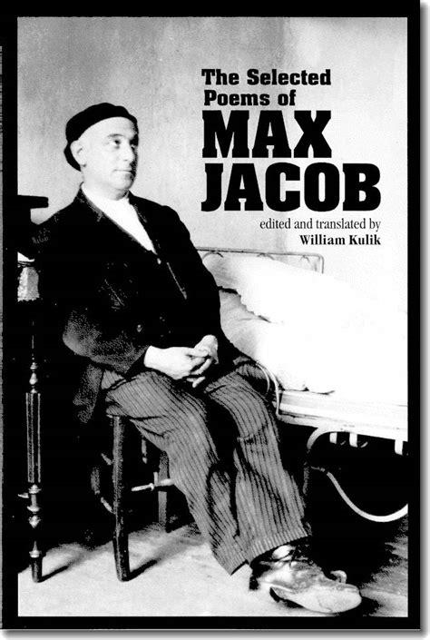 Max Jacob [Les Forums - Histoire de la Littérature] : L