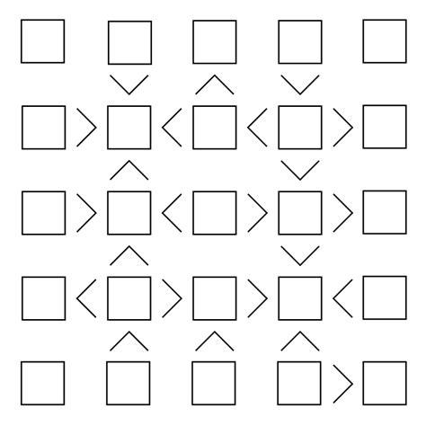 get set go puzzle no 60 inequality futoshiki