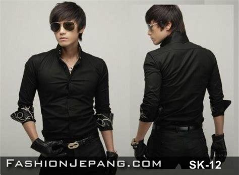 Baju Pakaian Jaket Korea Pria Cowok Laki Laki Murah Terbaru Keren kemeja korea sk 12 jual fashion jepang keren dan jaket pria dan korea blazer korea