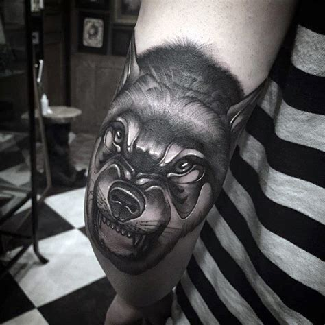 animal elbow tattoo 100 animal tattoos for men cool living creature design ideas