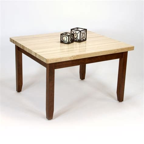 Butcher Block Dining Room Table Butcher Block Dining Set Country Furniture