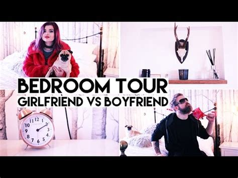 How To Your Boyfriend In The Bedroom by Bedroom Tour Vs Boyfriend