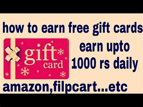 how to earn unlimited amazon free gift cards youtube
