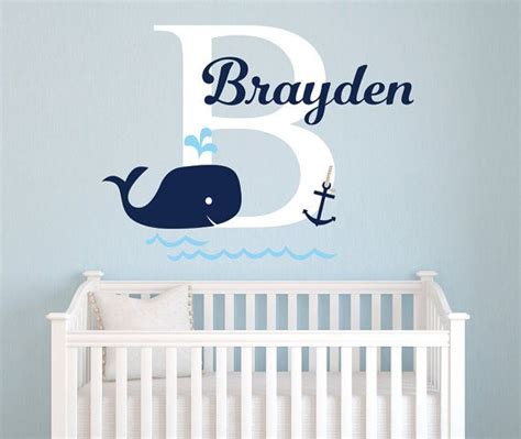 Whale Nursery Decor 25 Best Ideas About Whale Nursery On Pinterest Baby Whale Baby Room And Baby Room Colors