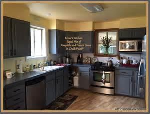 sloan chalk paint on kitchen cabinets renee painted kitchen cabinets with chalk paint 174 by