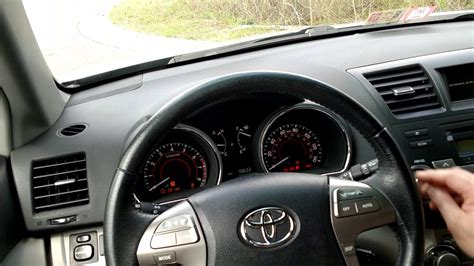 how to reset maintenance light on 2010 toyota camry how to reset a maintenance light on a 2010 toyota