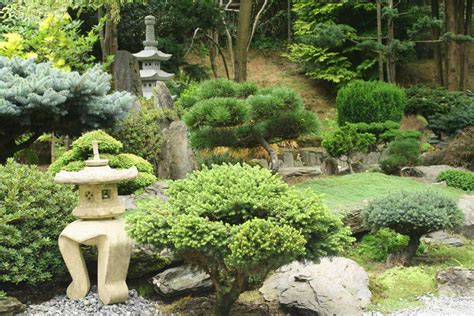 Landscape Ideas Japanese Garden Small Japanese Garden Transforms This Backyard