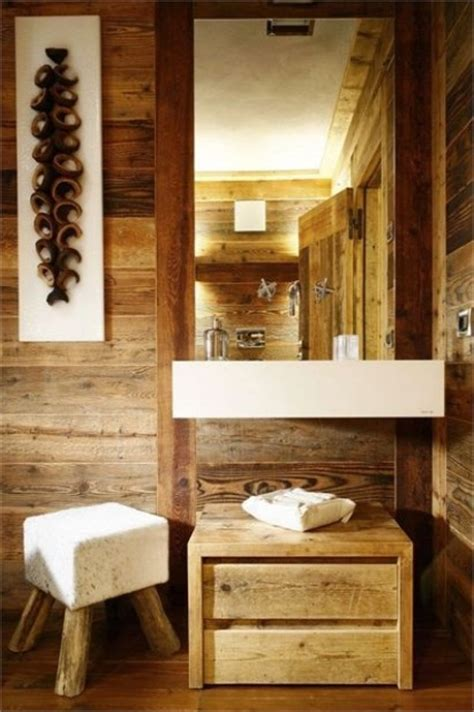 Wood Bathroom by 45 Stylish And Cozy Wooden Bathroom Designs Digsdigs
