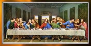 The gallery for   > The Last Supper Da Vinci Restored