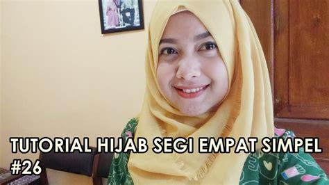 download video tutorial segi empat tutorial hijab segi empat simpel 26 indahalzami youtube
