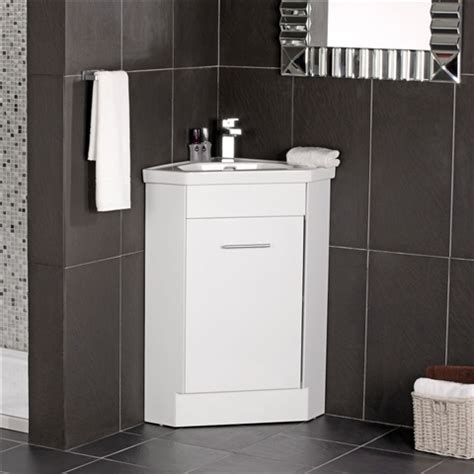 Corner Basin Cabinet by Corner Bathroom Sink Designs For Small Bathrooms Home