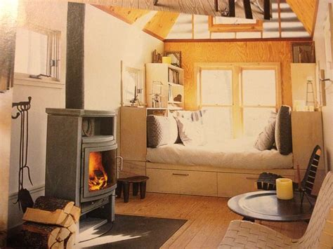 tiny house wood stove cozy reading nook wood stove tiny house in a smaller space pinterest stove