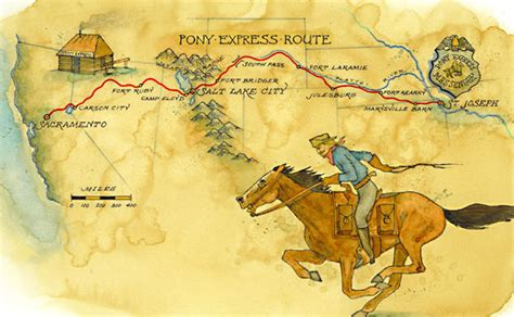 pony express treasures from the pony express trail treasure depot