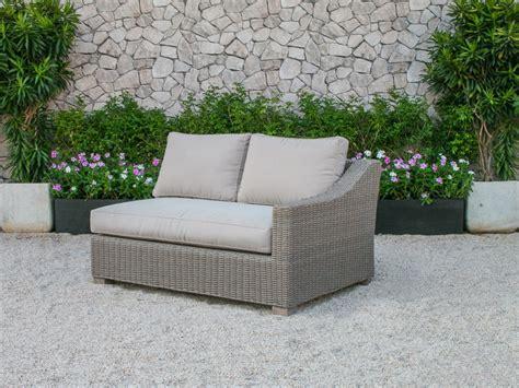 sectional vs sofa set renava seacliff outdoor wicker sectional sofa set outdoor