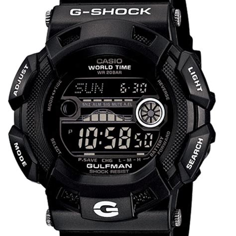 Casio G Shock Gr 9110bw casio g shock tough solar gulfman gr 9110bw 1 gr9110bw