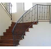 Wrought Iron Stair Railing  Newsonairorg