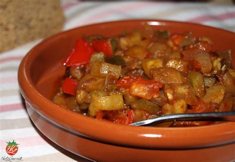 recetas de cocina pisto pisto andaluz receta hortogourmet gastronom 237 a y