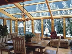 Sunroom Pics Sunrooms And Conservatories Decorating And Design Ideas