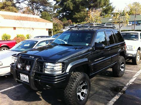 Jeep Zj Roof Rack by Jeep Grand Zj Roof Rack Safari Style
