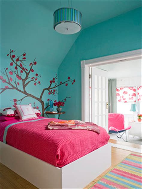 aqua girls bedroom bold aqua and pink bedroom pictures photos and images