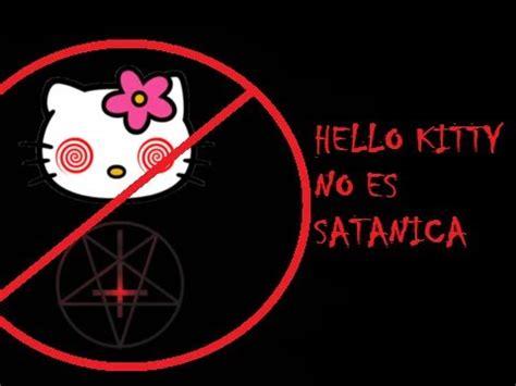 imagenes de hello kitty verdadera hello kitty no es satanica youtube