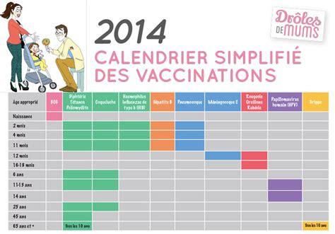 Calendrier Vaccins Le Calendrier De Vaccination 2013 Dr 244 Les De Mums