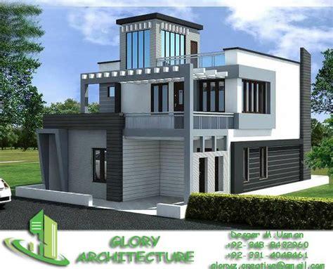 jinnah garden 40x80 house elevation view 3d view plan