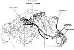 1997 Lexus Es300 Engine Diagram Lexus Es300 1997 Lexus Es300 Code P0446 Return After