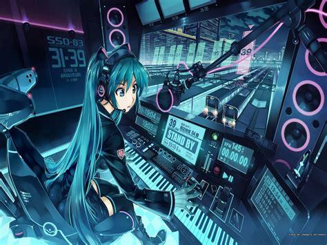 gorgeous hi tech wallpaper anime manga wallpaper